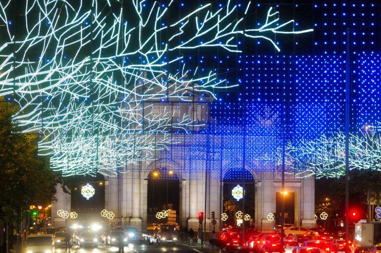 Las luces de Navidad se encenderán el 24 de noviembre