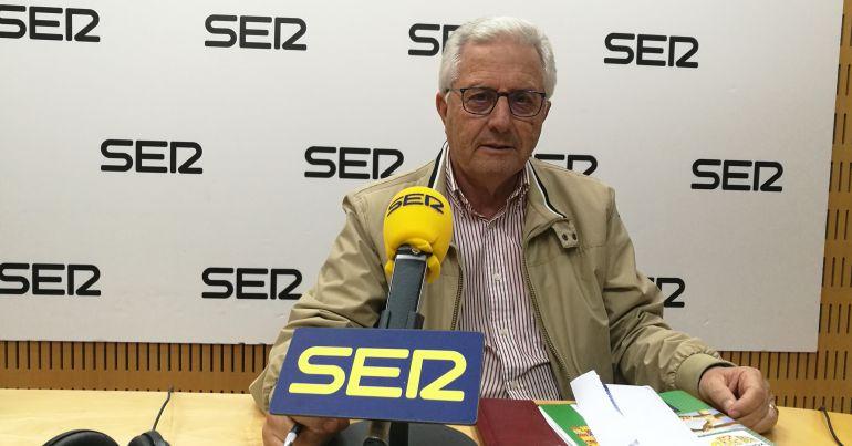 """José López Cerdán: """"La mejora económica no se nota en la población que ya estaba en situación precaria"""""""