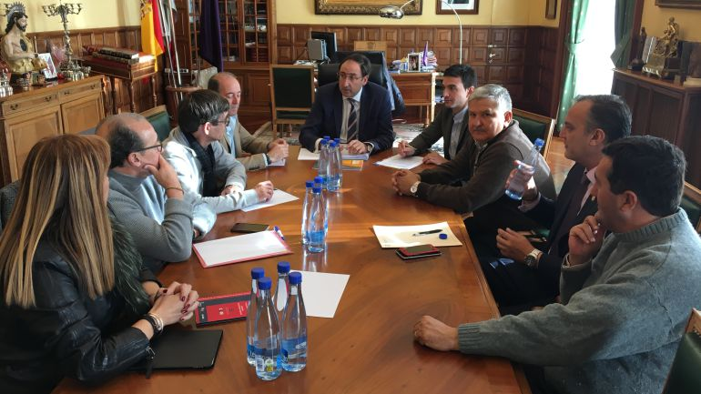 El Ayuntamiento de Palencia consolida la cooperación con municipios bolivianos
