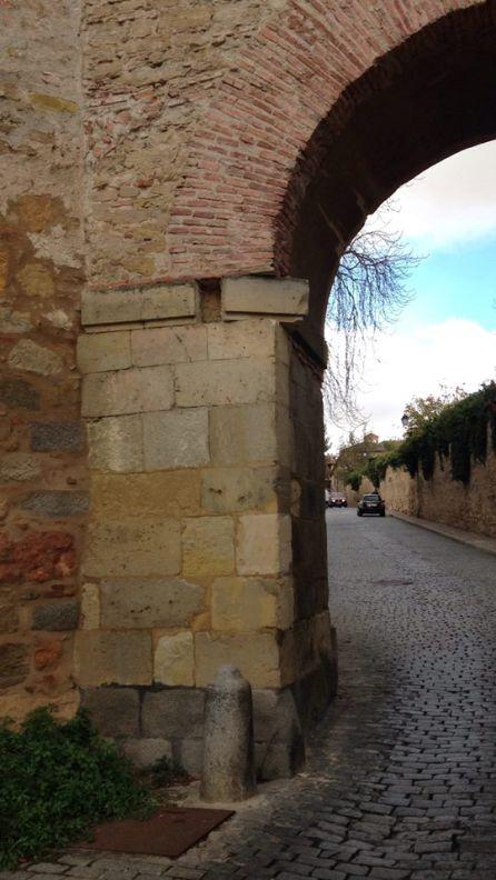 Arcos de San Cebrián