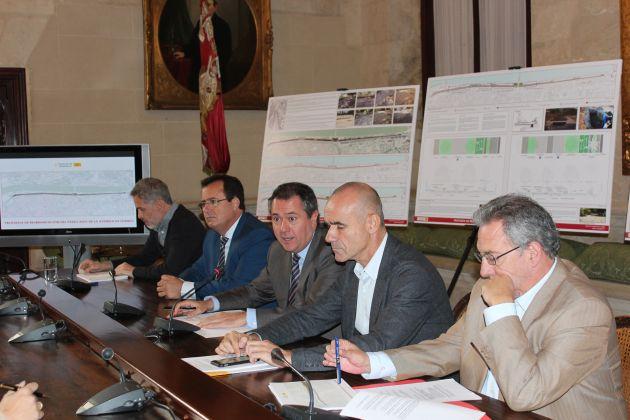 El Ayuntamiento quiere iniciar en 2018 la reurbanización del paseo de Torneo