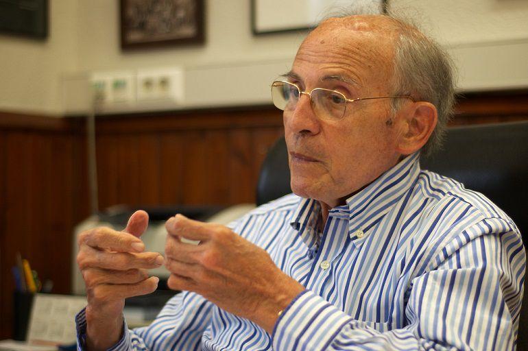 Fallece el ingeniero Juan José Arenas, autor del puente de la Barqueta