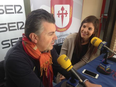 Ramón Gener y Alicia Anaya