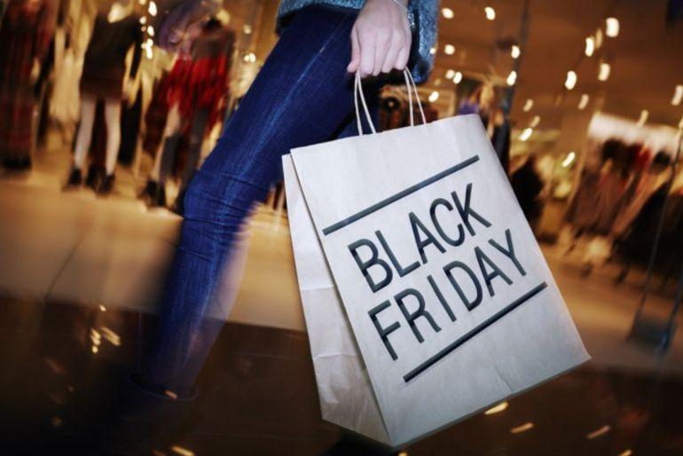 """El ayuntamiento de Ciudad Real promociona el """"Black Friday"""" para incentivar las compras"""