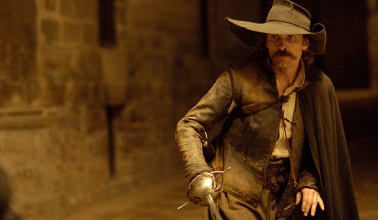 Viggo Mortensen en la película 'Alatriste' de Agustín Díaz Yanes.