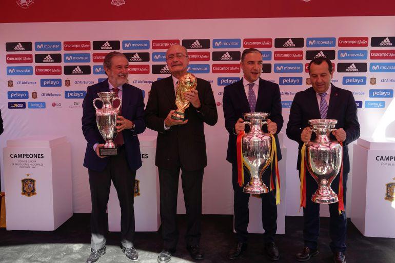 España ya está presente en Málaga