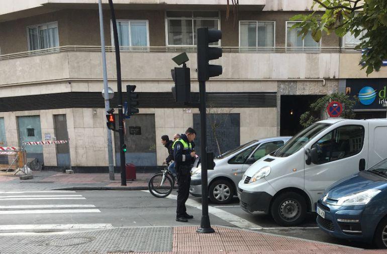 la policía local mantiene la huelga de celo todo el fin de semana