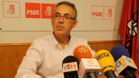 Juan Lozano, candidato a la secretaría General del PSOE de Algeciras