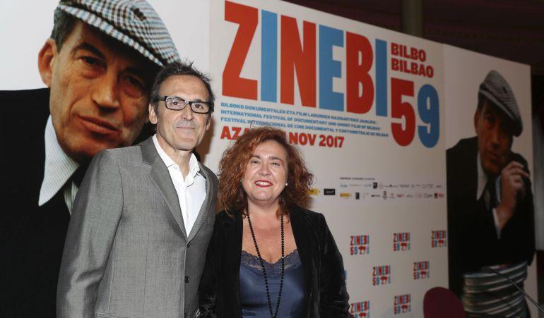 """El compositor Alberto Iglesias en Zinebi: Alberto Iglesias: """"La música que acompaña a las películas es imborrable"""""""