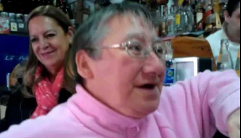 """Carmen Gutiérrez, la """"Uchi"""""""