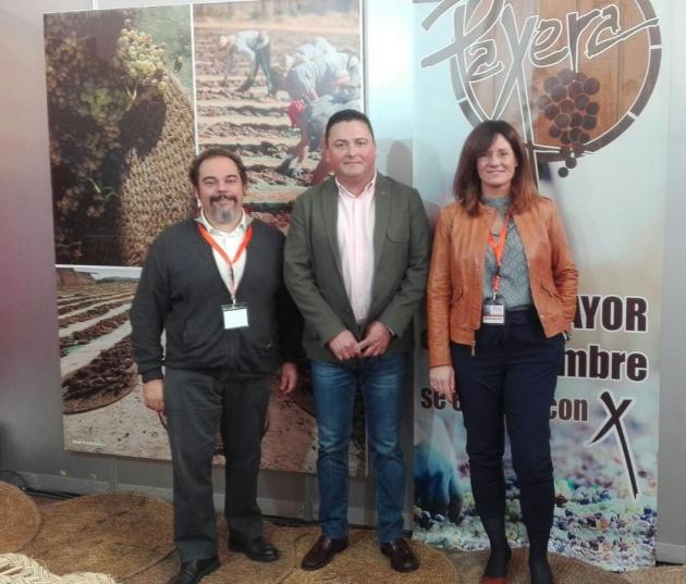 Montemayor lleva su evento 'Paxera' a la Feria de los Municipios.