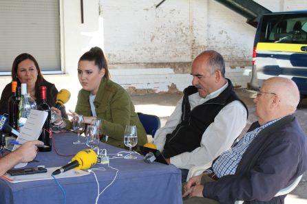 Rocío Moreno, Anabel Millán, José Infante y Pedro Ramírez