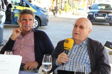 Miguel Ángel Díaz y Pedro Ramírez