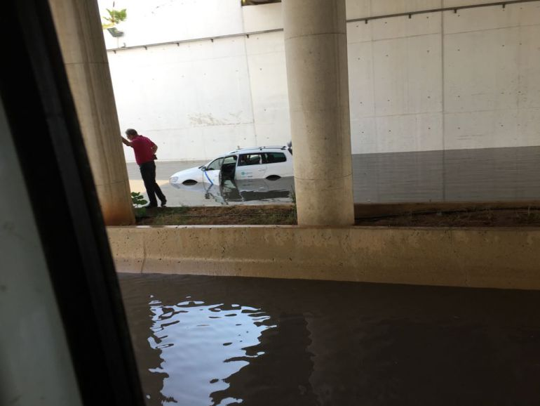 El Consell quiere evitar inundaciones en la red viaria