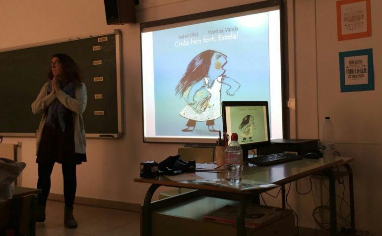La Fundación RANA pudo impartir un taller de prevención de abusos sexuales en menores en Es Mercadal.