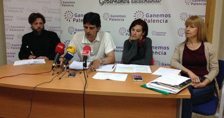 Grupo Municipal Ganemos Ayuntamiento de Palencia
