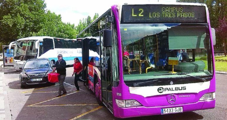 Autobús urbano de Palencia