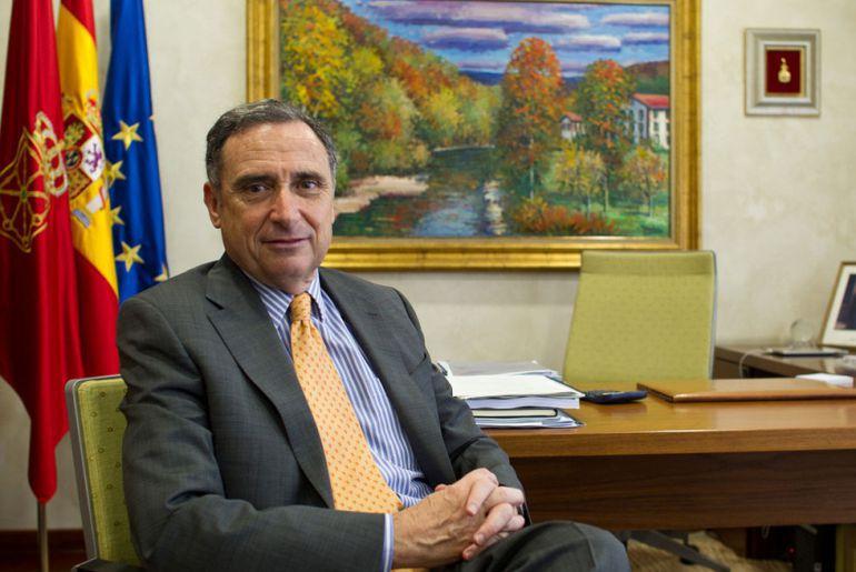 José antonio sarría, presidente de la CEN