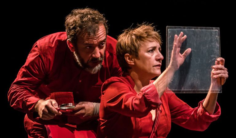 Blanca Portillo y José Luis García Pérez protagonizan 'El Cartógrafo' de Juan Mayorga