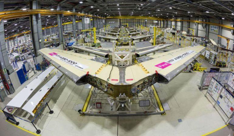 Airbus trasladará varios departamentos a Getafe