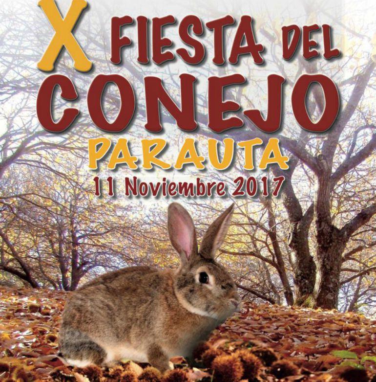 Fiesta del conejo en Parauta