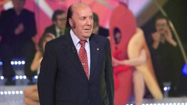 Chiquito de la Calzada durante una de sus últimas apariciones en televisión
