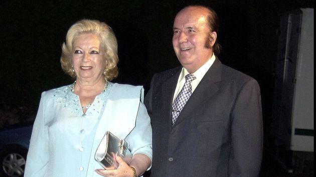 Pepita, la mujer de Chiquito, murió en el año 2012