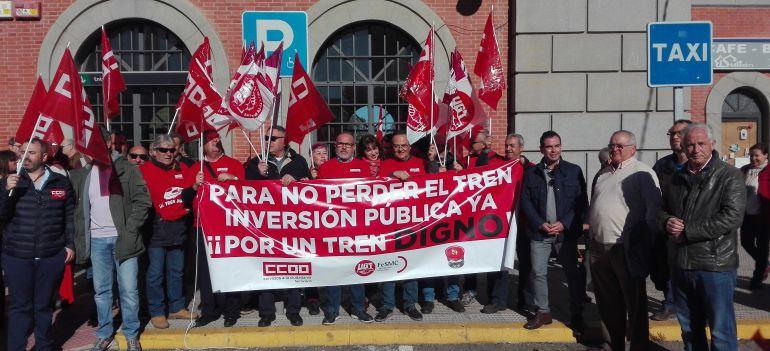 Por Talavera pasan los peores trenes convencionales de España