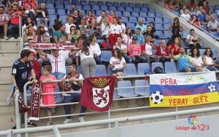 El entorno de Yeray se dejó notar en el Rodríguez López