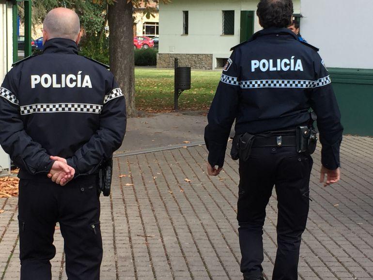 Detenidos 4 menores por dar una paliza a un policía municipal de Ponferrada