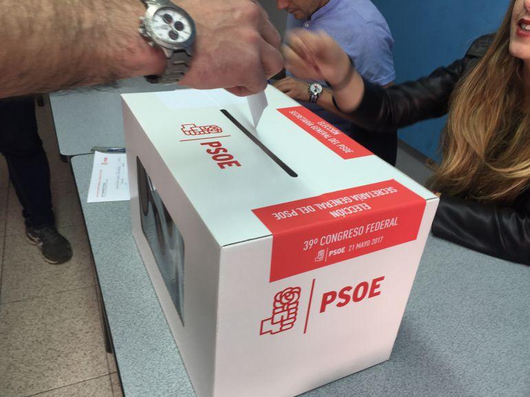 Recta final hacia las primarias del PSOE