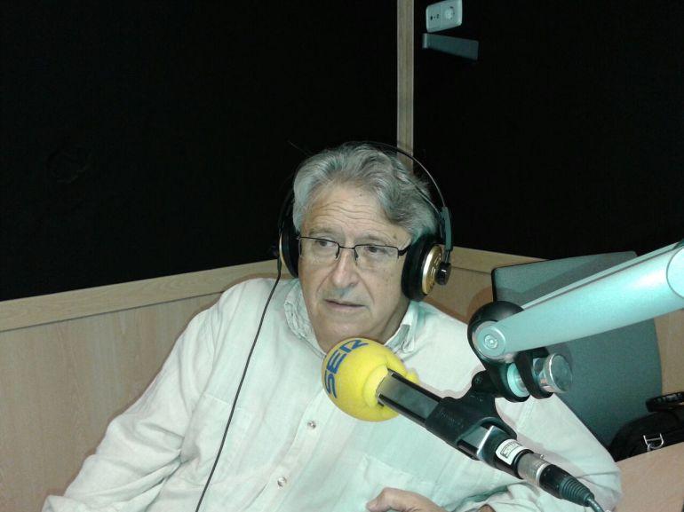 El catedrático de geografía humana de la UIB, Pere Salvà