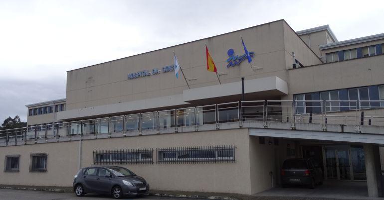 Hospital da Costa, en Burela, Lugo.