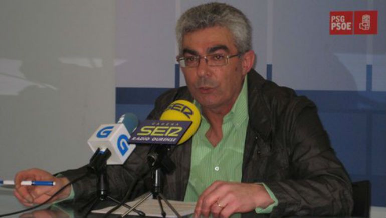 El secretario provincial Socialista, Raul Fernández