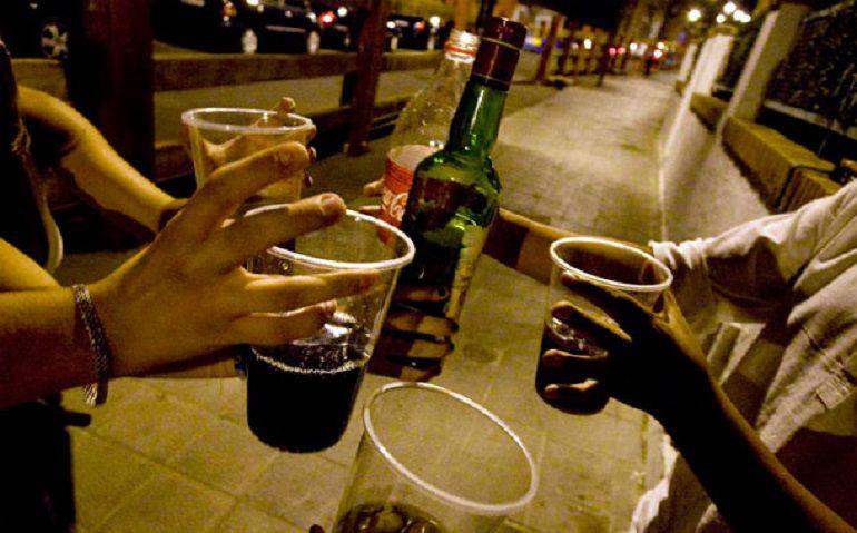 """La campaña """"Menores sin alcohol"""" busca sensibilizar de los efectos de su consumo a edades tempranas"""