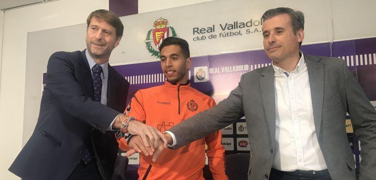 Suárez, Anuar y Gómez