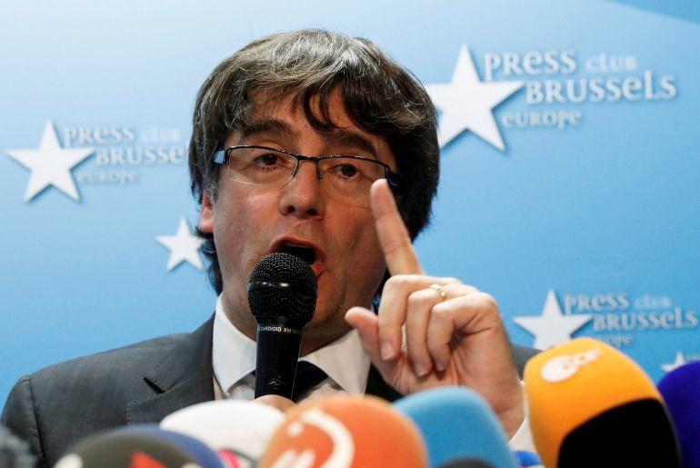 'Junts per Catalunya', la llista de Puigdemont