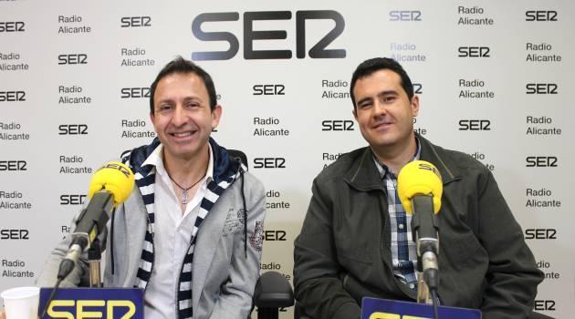 Paco Maciá y José Vicente Berná, doctores en Ingeniería Informática
