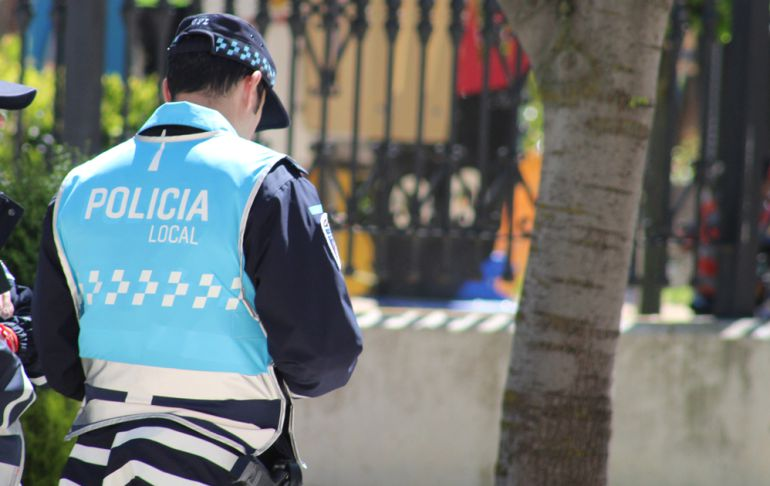 Un menor de La Roda sin carné de conducir se ve implicado en un accidente