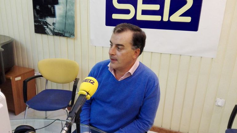 Miguel Ángel Sepúlveda, presidente del Gremio de Joyeros de la provincia, en Radio Jerez