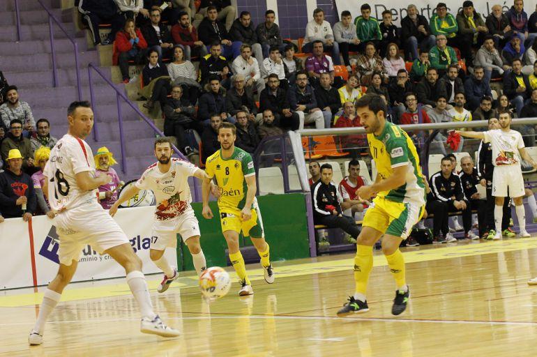 Jaén elimina a Naturpellet de la Copa del Rey