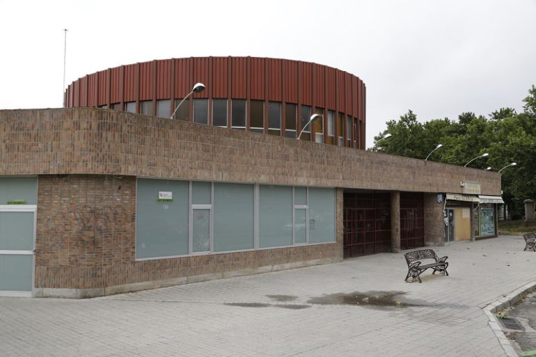 El futuro de la antigua estación de autobuses está siendo objeto de debate en el Ayuntamiento