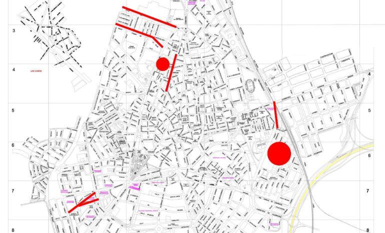 2 millones de euros para mejorar diferentes barrios de Ciudad Real