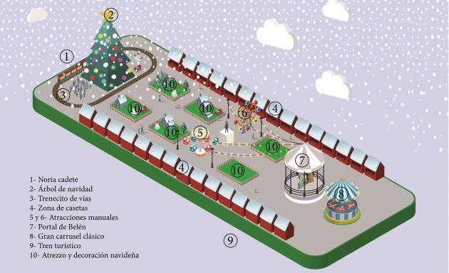 Mercados navideños: Alcalá de Henares estrena su Navidad más espectacular