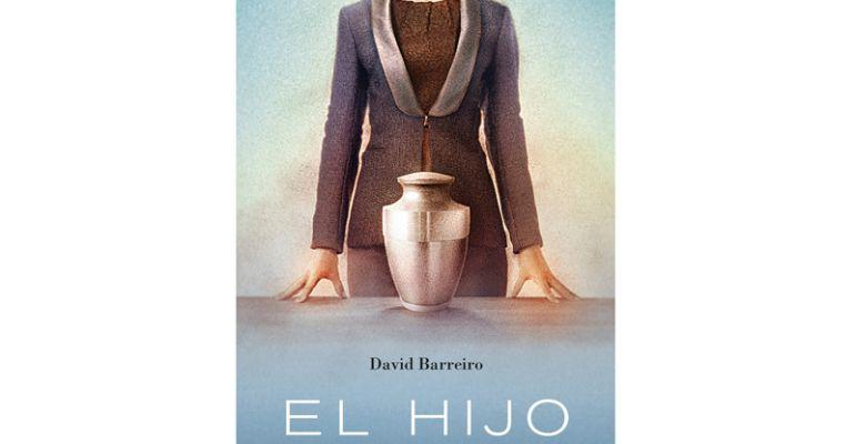 "Recomendamos la novela ""El hijo"", del escritor gijonés David Barreiro"