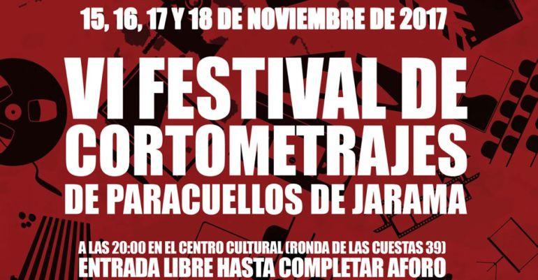 Cartel de la sexta edición del festival