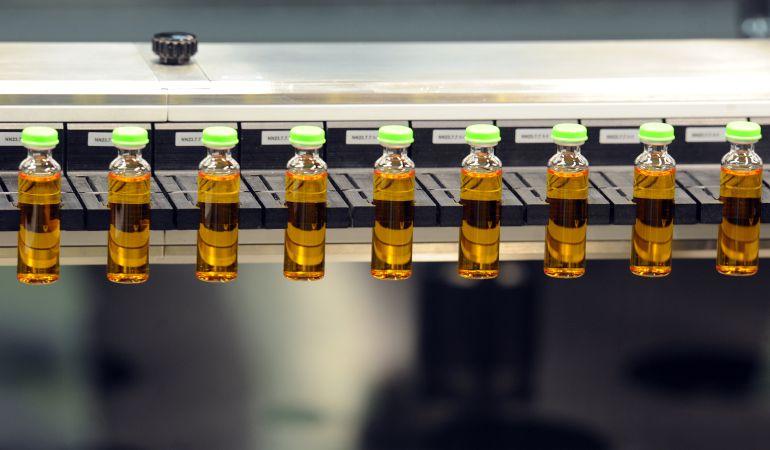 Producción de insulina para personas con diabetes