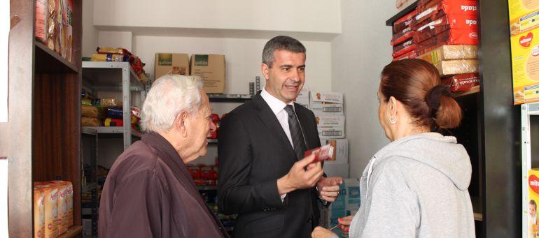 Diputación aporta 10.000 euros para la ejecución del proyecto de atención integral a personas en situación de exclusión social
