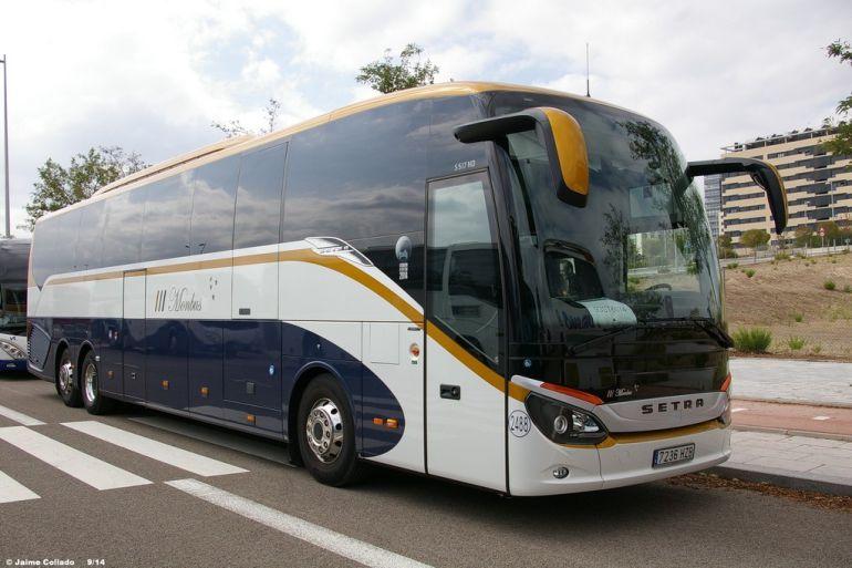 Monbus dejará de prestar servicio el 24 de noviembre en las líneas a Valencia