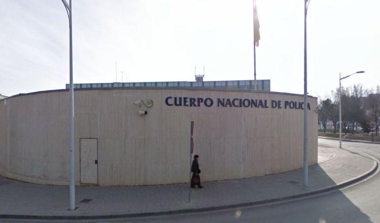 Comisaría de la Policía Nacional de Albacete